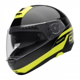 Vyklápěcí přilba SCHUBERTH C4 Pulse Black vel.XL