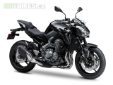 KAWASAKI Z900 MY18 METALLIC FLAT SPARK BLACK / METALLIC SPARK BLACK