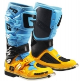 Moto boty Gaerne SG-12, BLUE / YELLOW / BLACK