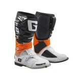 Moto boty Gaerne SG-12, ORANGE/BLACK/WHITE