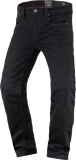 Pánské moto jeansy SCOTT Denim Stretch black