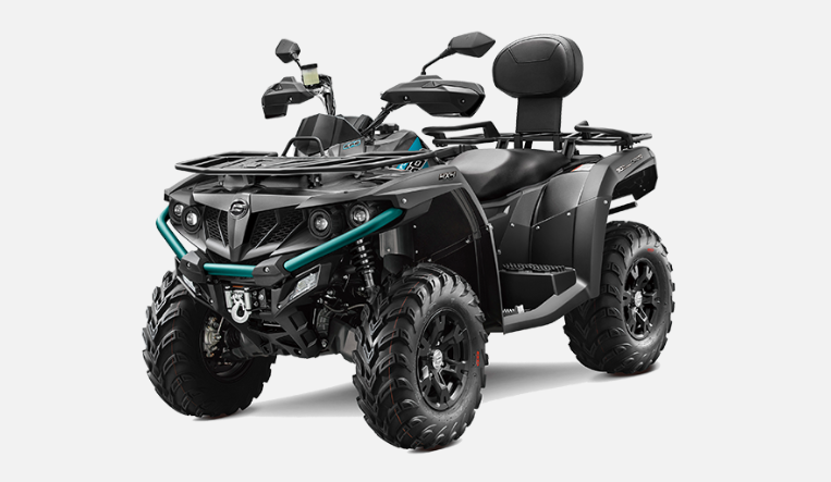 1. Gladiator X600 Efi EPS Black