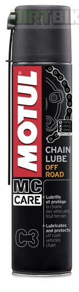 Motul Mc care™ C4 Chain lube Factory line 400 ml