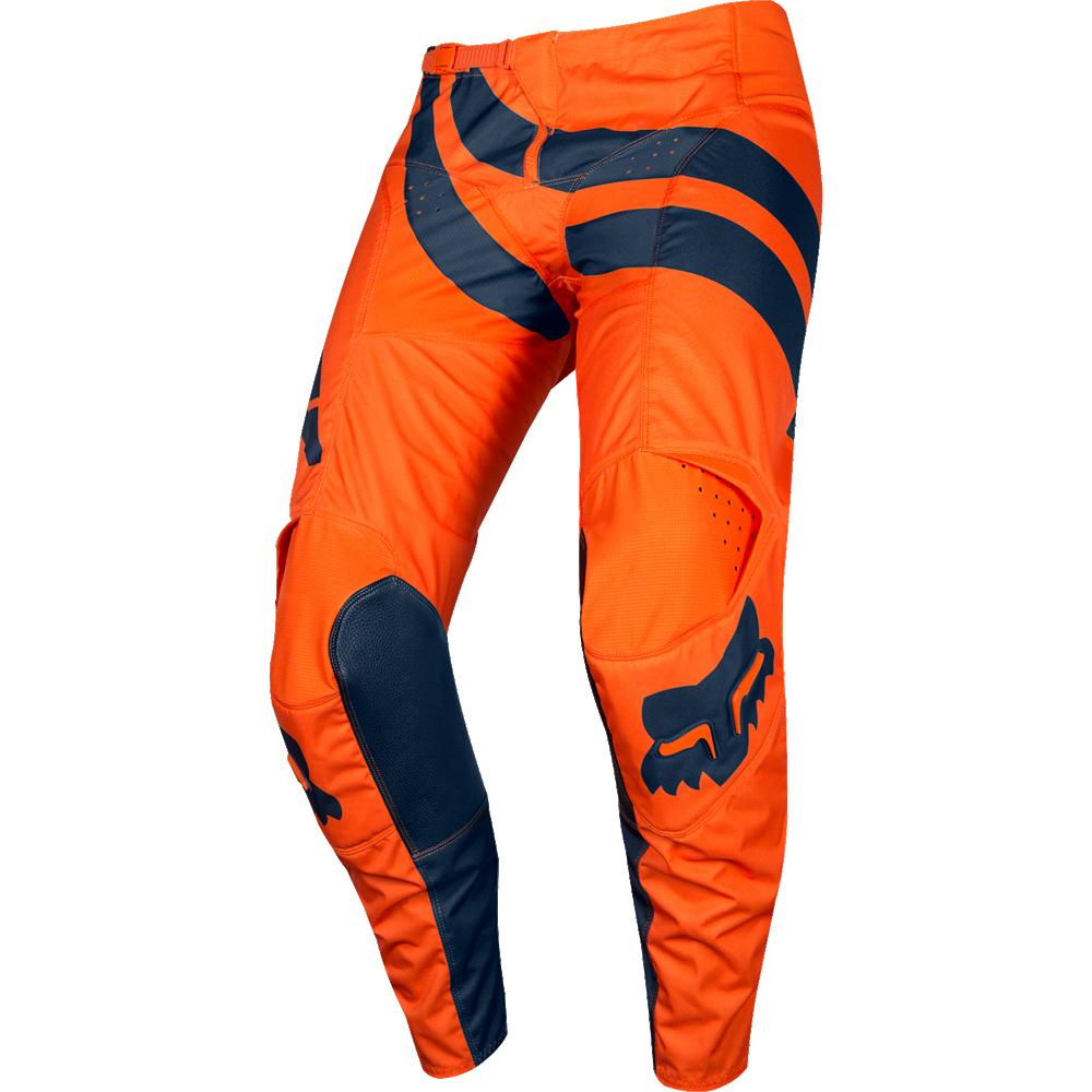 7892fa27c0a MX kalhoty Fox 180 COTA Pant orange