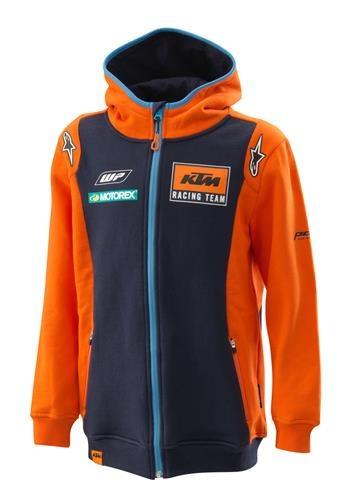 KTM Dětská mikina KTM Racing Team  d3a6eb85af7