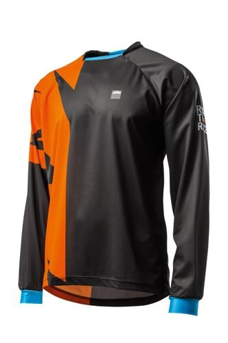 KTM dres POUNCE SHIRT BLACK