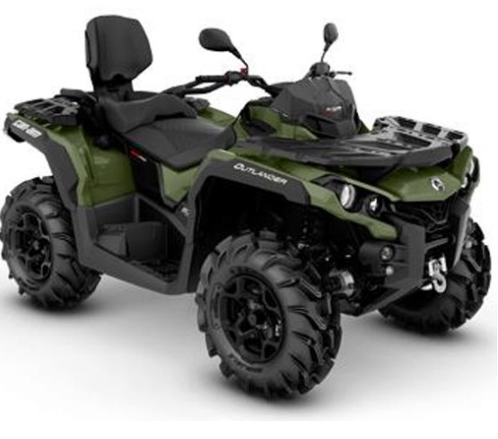 Can-Am Outlander Max 570 PRO+ T3b
