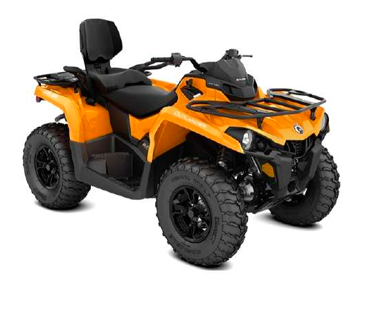 Can-Am Outlander L Max 570 DPS ABS T3b