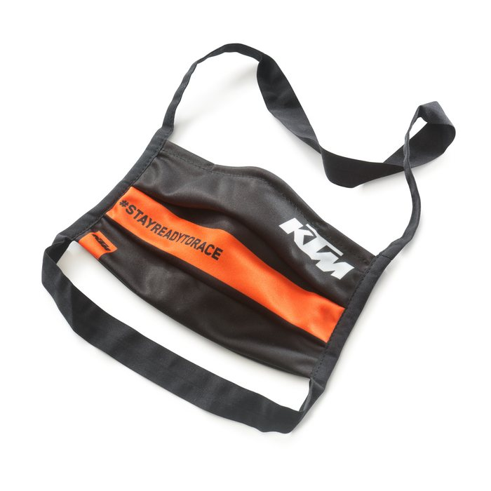 1. KTM Face Mask rouška
