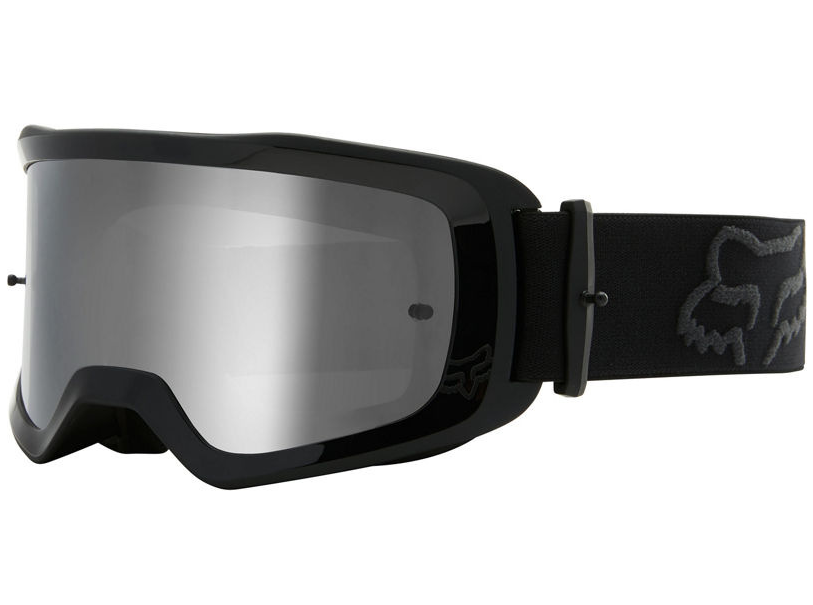 MX brýle FOX Main II Stray Goggle Spark Black 2021