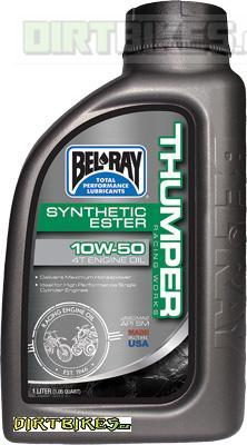 Bel-Ray Works Thumper Racing Syn Ester 4T 10W-50
