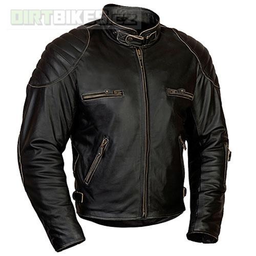 MBW Rusty- pánská kožená retro bunda