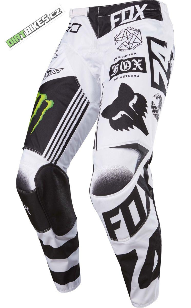 1. MX kalhoty FOX 180 Monster ProCircuit Special Edition Pant 2017