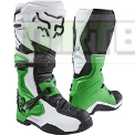 1. MX boty FOX COMP 8 SE boot white/black/green MX17