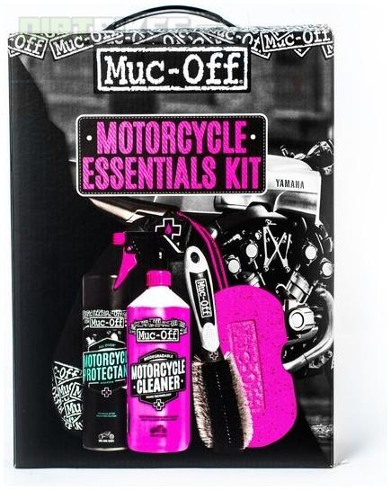 Dárková sada Muc-Off Motorcycle Essentials Cleaning Kit