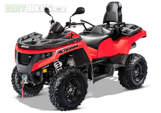 Arctic Cat ALTERRA TRV 700i XT