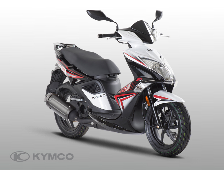 6 KYMCO Super 8 125 NEW+ BOX!!!