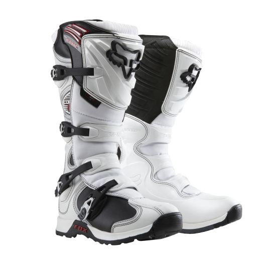 Fox Instinct Boot White