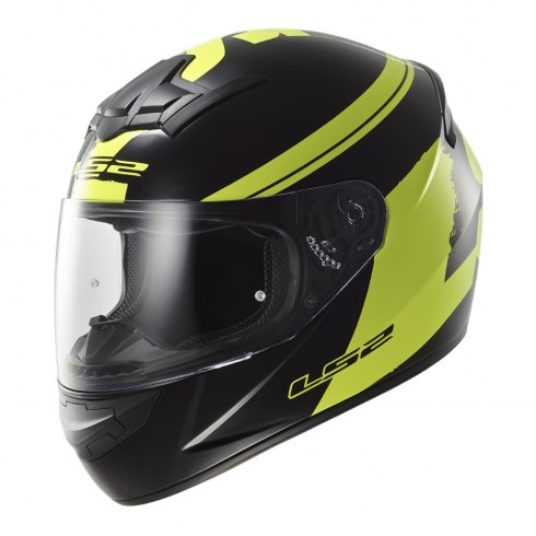 LS2 FF352  Rookie Fluo