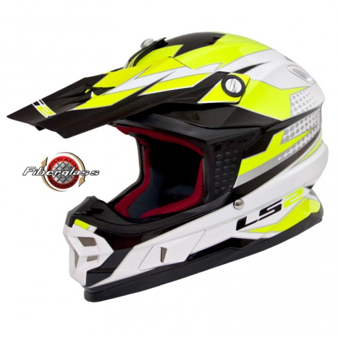 LS2 MX456.48 FACTORY white-black yellow