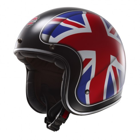 LS2 OF583  Bobber Union Jack