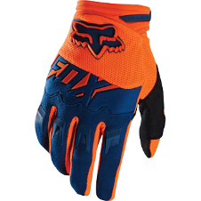 Pánské MX rukavice Fox Racing Dirpaw Mako Glove Orange