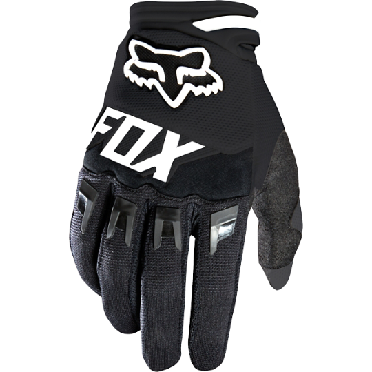 Pánské MX rukavice Fox Racing Dirpaw Mako Glove Black