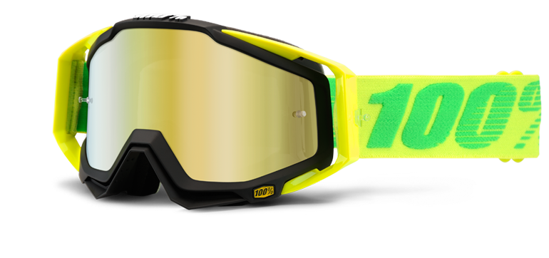 Brýle MX 100% RACECRAFT SOUR PATCH