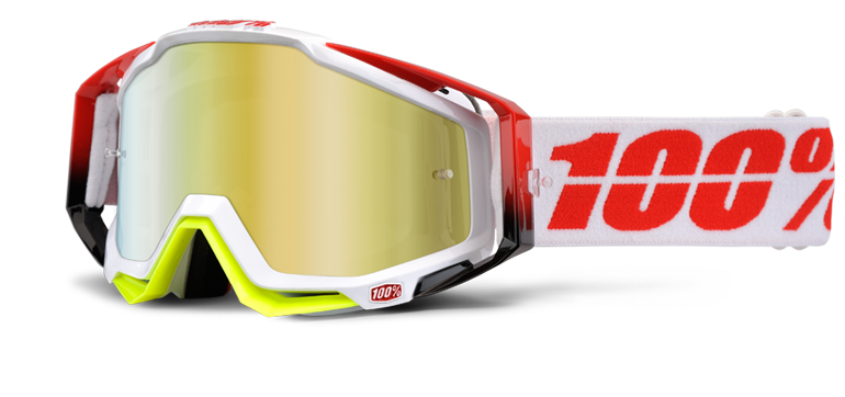 Brýle MX 100% RACECRAFT FLUSH