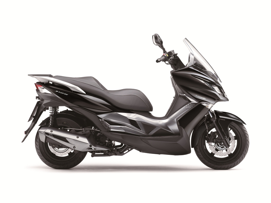 Kawasaki J125 2016 NEW BLACK