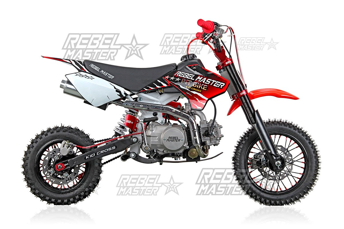 Rebel Master  Kid Cross 110 4T