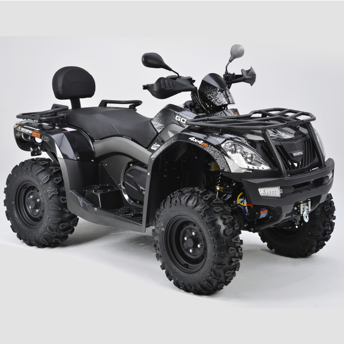 Goes Iron Basic 450i Max 4x4 EURO4
