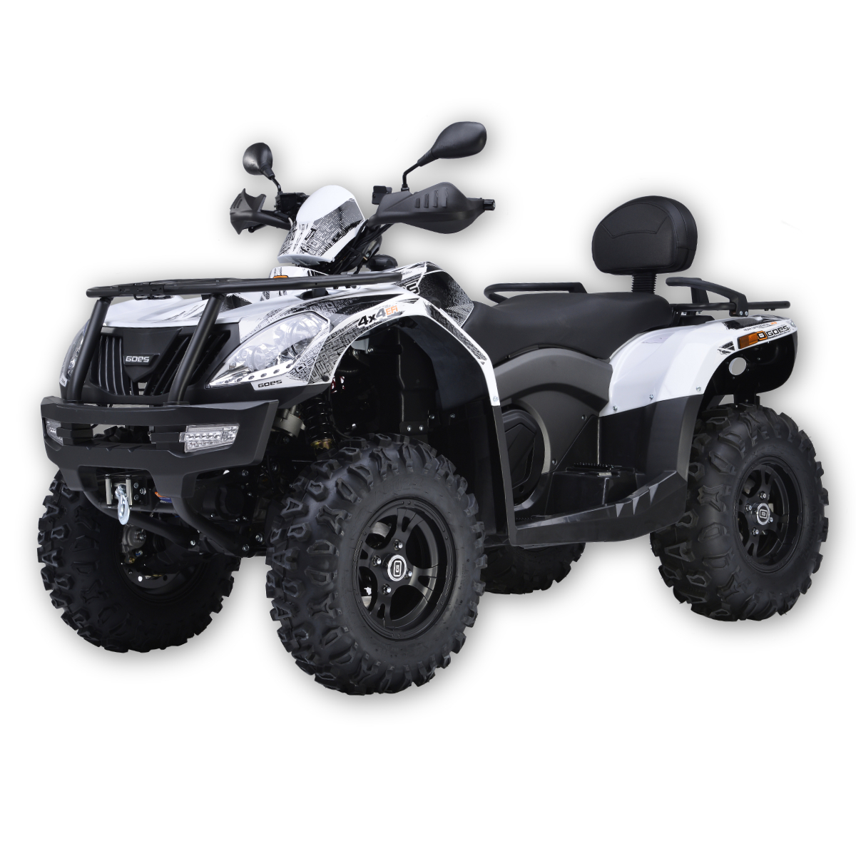 Goes Iron LTD 450i Max 4x4 EURO4