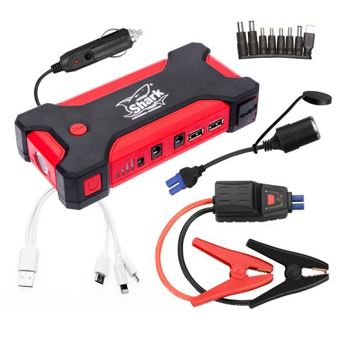 1.SHARK Jump Starter EPS-203, with smart clamps