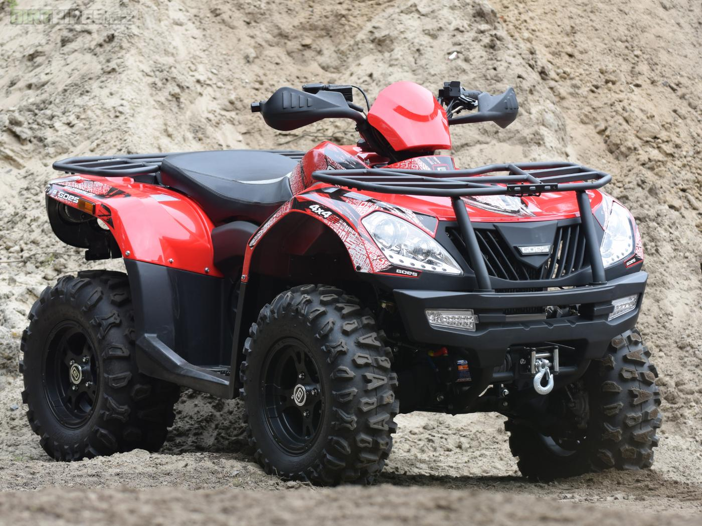 Goes Iron LTD 450i 4x4 EURO4