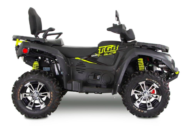 TGB ATV BLADE 1000LTX, LED, EPS, E4, EFI, 4X4, 14 EDITION, BLACK