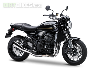 1.KAWASAKI Z900RS MY18 Metallic Spark Black PU