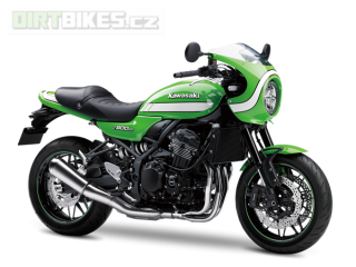 KAWASAKI Z900RS CAFE MY19 lime green