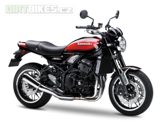 1.KAWASAKI Z900RS MY19 Candytone Brown / Candytone Orange