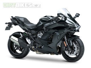 NINJA H2 SX MY2019 Metallic Carbon Gray / Metallic Matte Carbon Gray