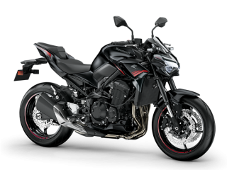 KAWASAKI Z900 MY20 Metallic Spark Black / Metallic Flat Spark Black 35KW