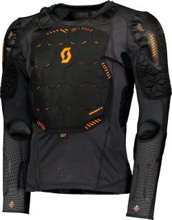SCOTT chránič hrudi Jacket Protector Softcon 2 D3O