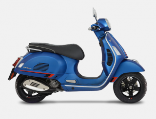 Vespa GTS Supersport 300 E5 Blu Vivace