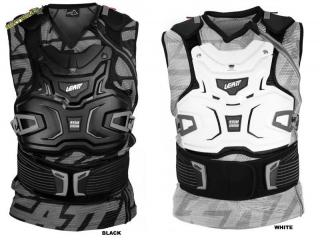 Ochranná vesta Leatt Adventure Body Vest black