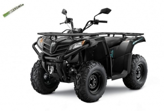 Gladiator X450 EFI T3 black edition