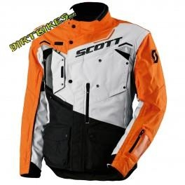 bunda SCOTT jacket DUALRAID TP orange/grey vel XL
