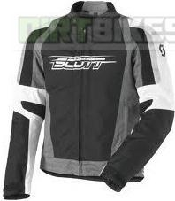 bunda SCOTT blouson Damon TP black/grey