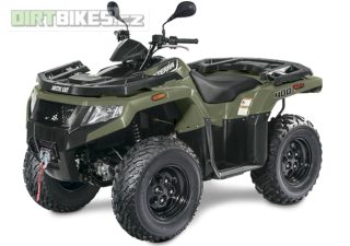 Arctic Cat Wildcat 700i TRAIL 4x4