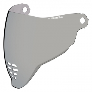plexi ICON Airflite RST chrome