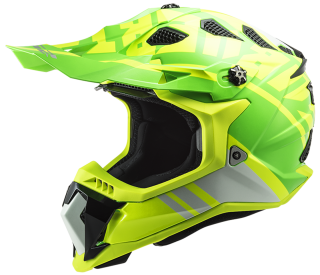 LS2 MX700 SUBVERTER Gammax Gl. H-V Yellow Green